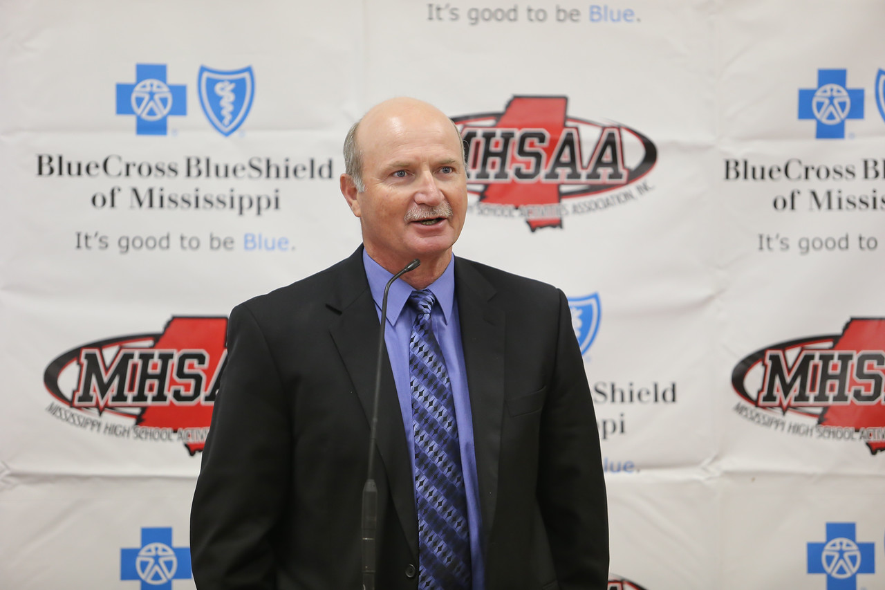 2015 MHSAA Football Championships press conference